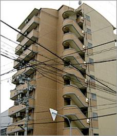 大阪市 | エクシード弁天Ⅲ