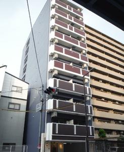 大阪市 | エクシード弁天Ⅳ1
